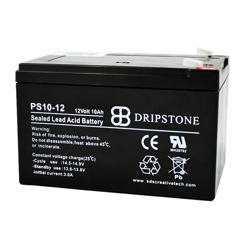 12v 10ah Battery Sealed Lead Acid Sla For Alarm System